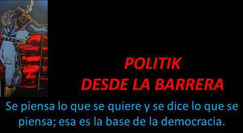 Politik desde la Barrera