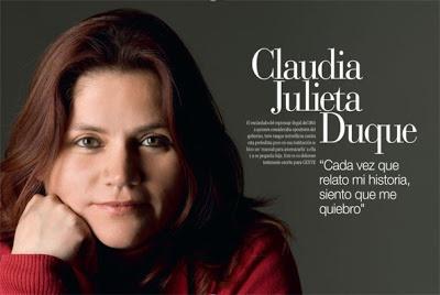 Claudia Julieta Duque