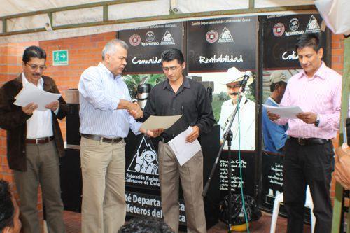 Comité Departamental de Cafeteros del Cauca1