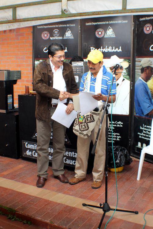 Comité Departamental de Cafeteros del Cauca2
