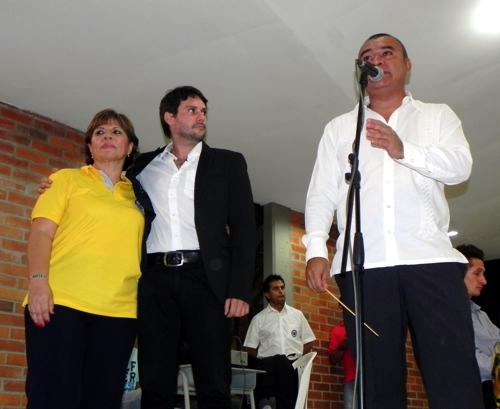 Emith, Nacho, Arbey