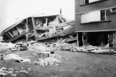Terremoto Popayán - foto