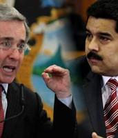 Uribe - Maduro