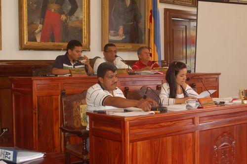 mesa directiva y sria general,María Andrea Restrepo - Popayan